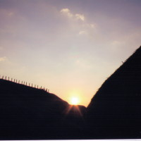 田和山の風景