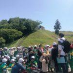 乃木小学校3年生の田和山学習1
