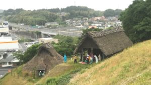 田和山復元建物
