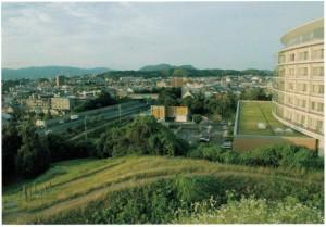 田和山山頂より北東方面