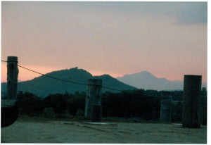 田和山山頂より東側