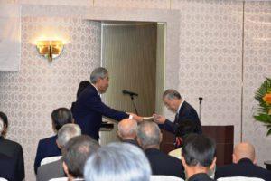 島根県教育委員会から教育優良団体表彰