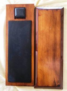 日本最古の書道資料の石硯