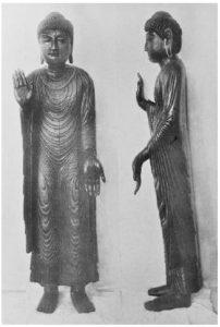 清凉寺 釈迦立像